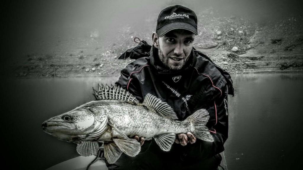 pêche garabit sandre